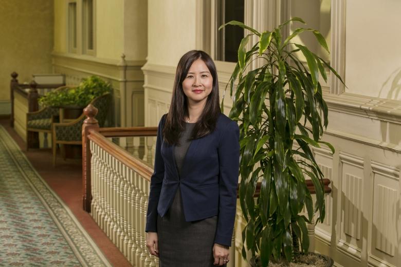 H  Shinny Liu | Hopkins & Carley | Silicon Valley Law Firm
